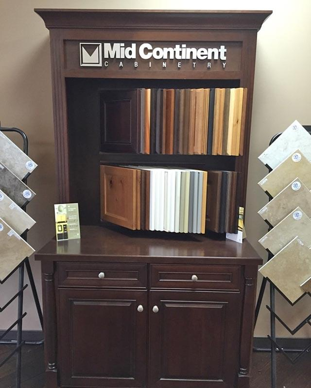 MidContinent Finish Samples